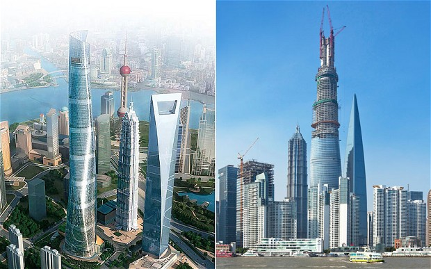 10 Tallest Buildings In The World