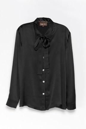 100% Silk Grace Top Shirt (Plain)