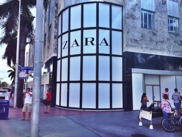 41a1731f14 Spanish retailer Zara, is set to open their new Flagship Store this coming  winter. Located at 400 Lincoln Road, the store will offer women's, ...
