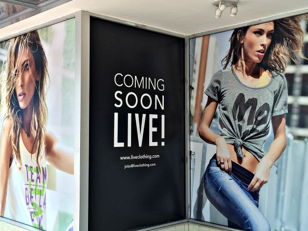 Live Store on Lincoln Road