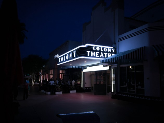 Colony Theater (Lightroom Edit) (1 of 1)