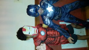 CaptAmerica and Ironman