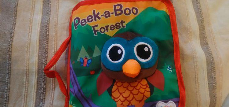 Книжка Lamaze Peek-A-Boo Forest