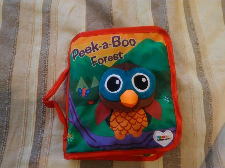 P_20180408_145509-1024x768 Книжка Lamaze Peek-A-Boo Forest
