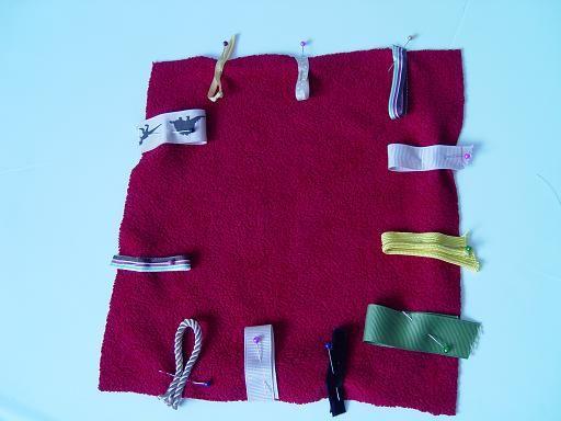DSC06387 Сенсорное одеяло для детей своими руками
