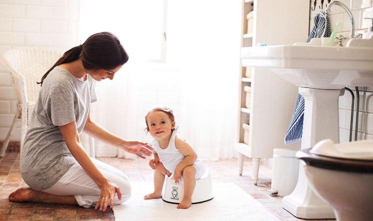 potty-training-smart-potty-babybjorn Общие сведения по приучению к горшку.
