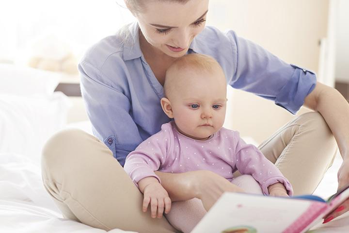 Story-reading 15 развлечений для 6 месячных малышей.