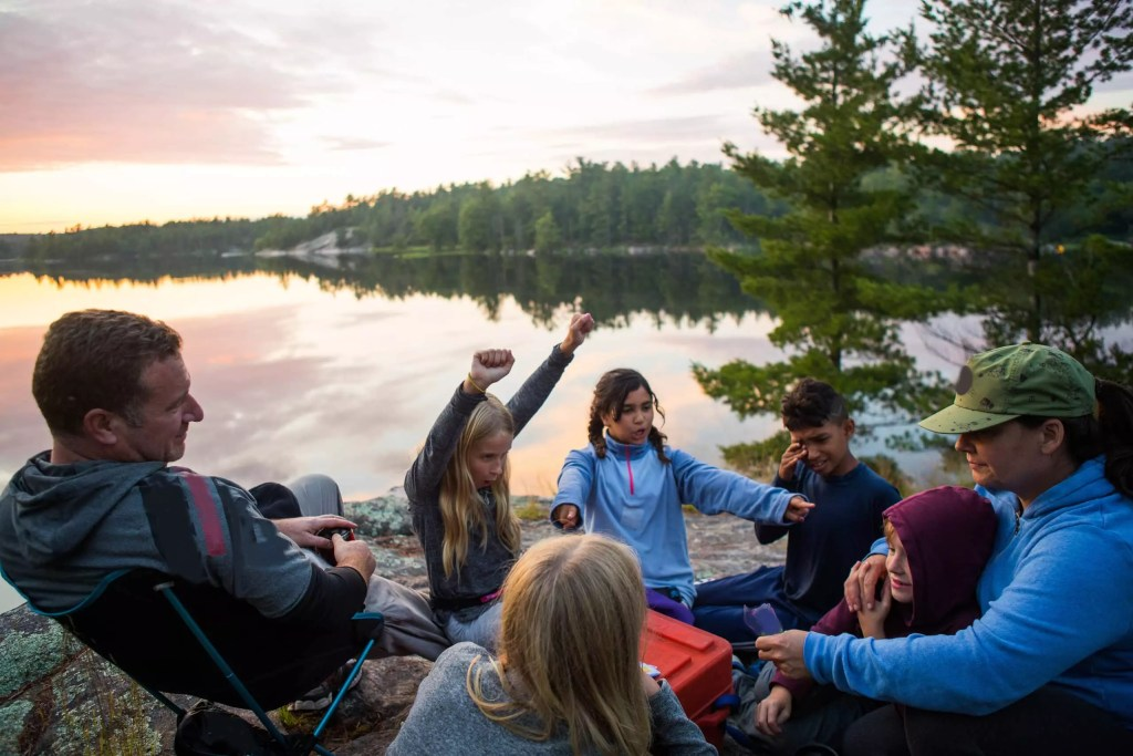 things to do on camping trips