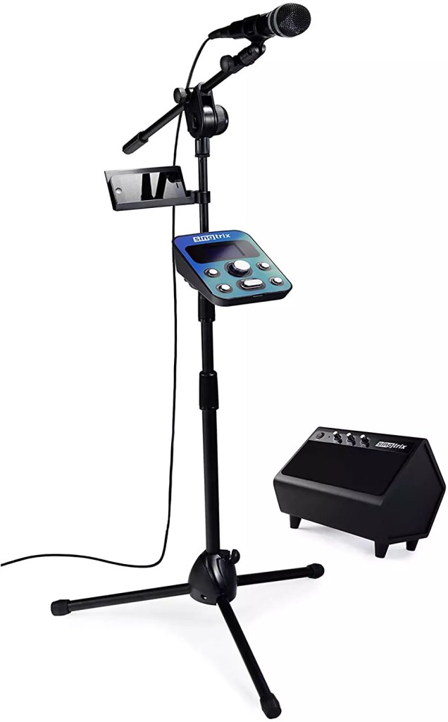 luxary karaoke machine