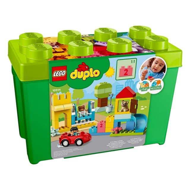 樂高得寶幼兒系列-豪華顆粒盒