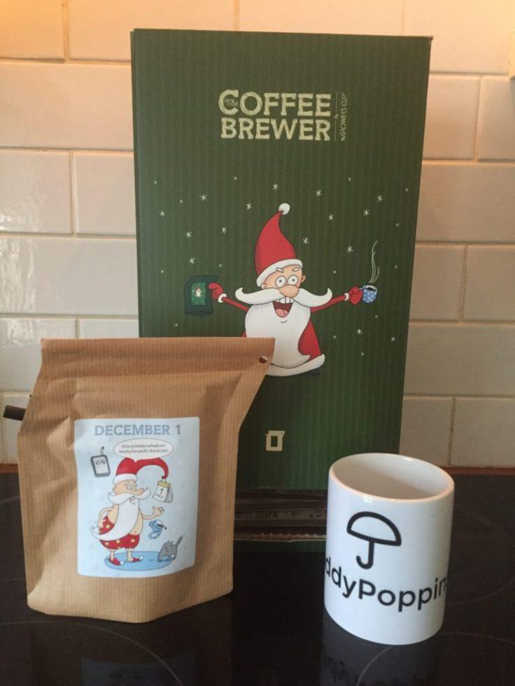 the coffee brewer's advent calendar
