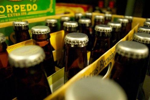 Capped Bottles