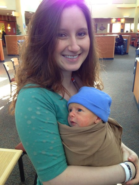 SkyMommy-Wesley-Baby-Carry