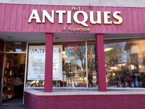 A-1_Antiques_Naperville