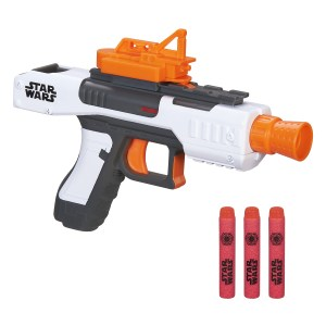 STAR WARS NERF FIRST ORDER STORMTROOPER BLASTER