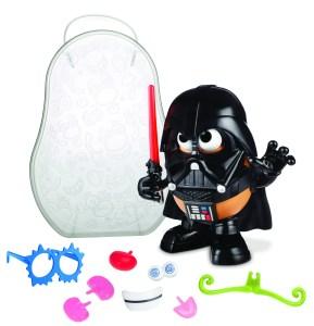 Star Wars Mr. Potato Head Darth Tater Container
