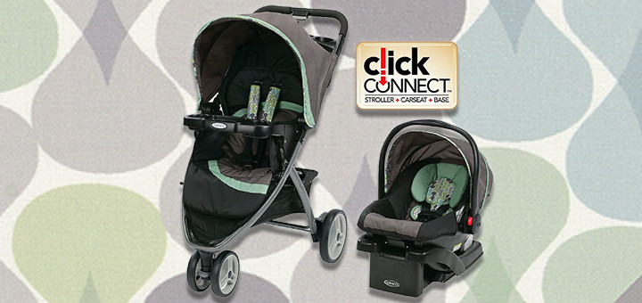 Graco Pace™ Click Connect™ Travel System Giveaway