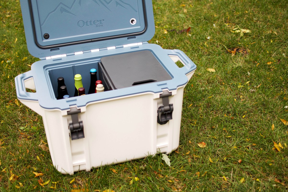 The New OtterBox Venture 45-Quart Cooler Is Amazing