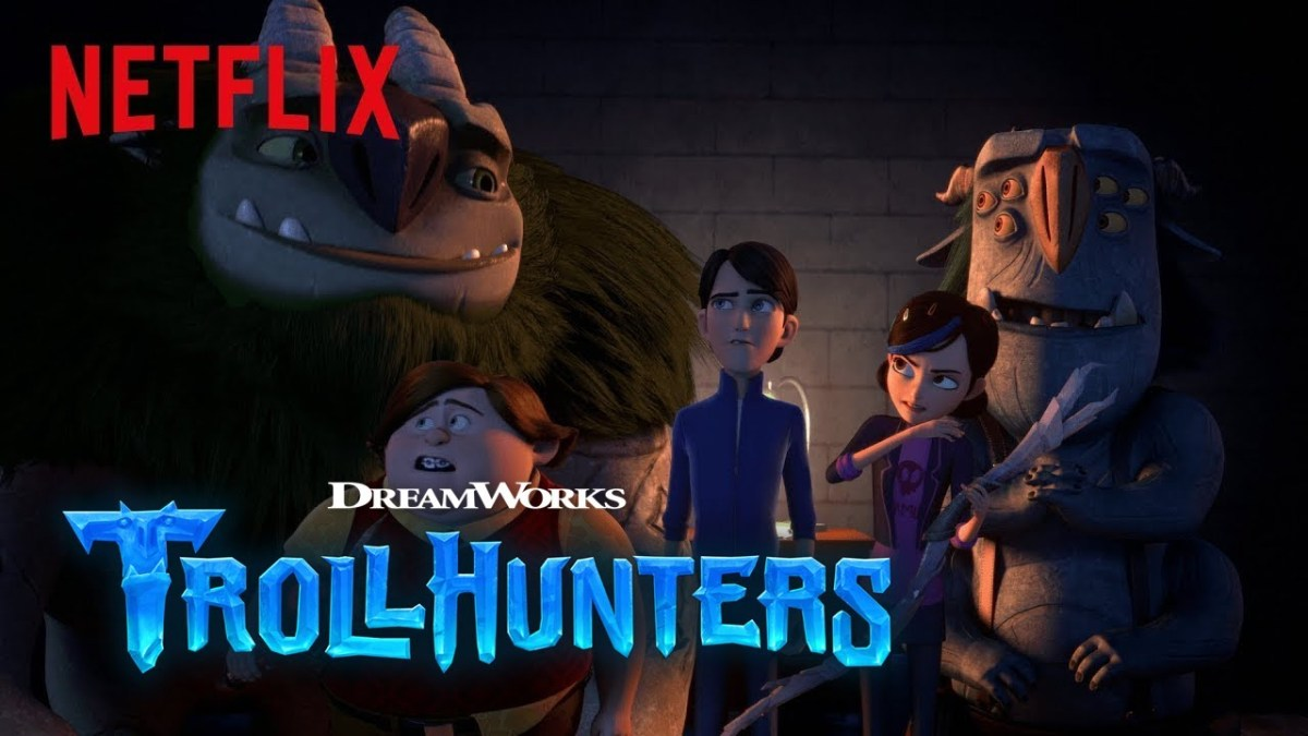 "DreamWorks Trollhunters Toy Giveaway + Guillermo del Toro Announces ""Tales of Arcadia"" Trilogy Series"