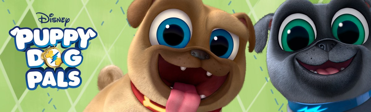 """Puppy Dog Pals: Volume One"" Now on DVD!"