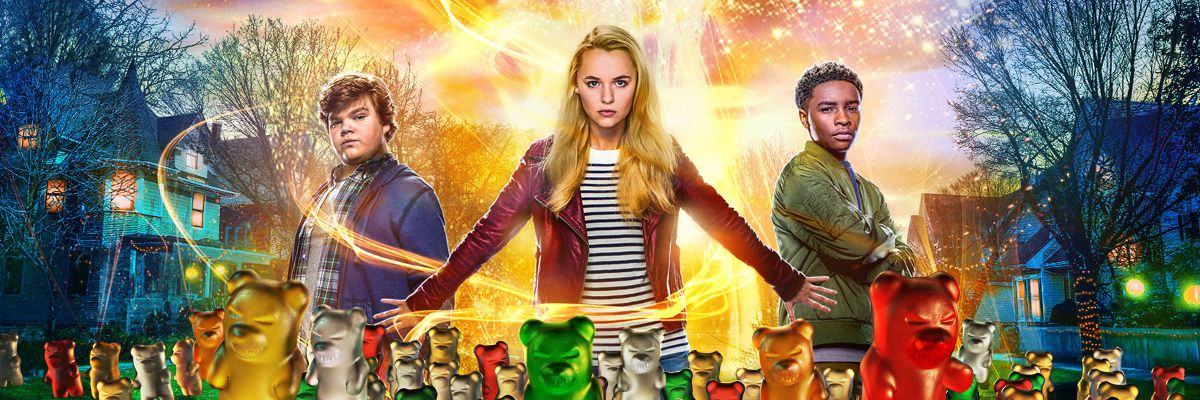 Goosebumps 2 Now On Blu-ray, DVD, & Digital