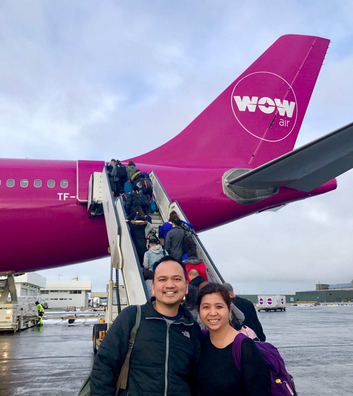 The Road to Iceland and flying WOW Air