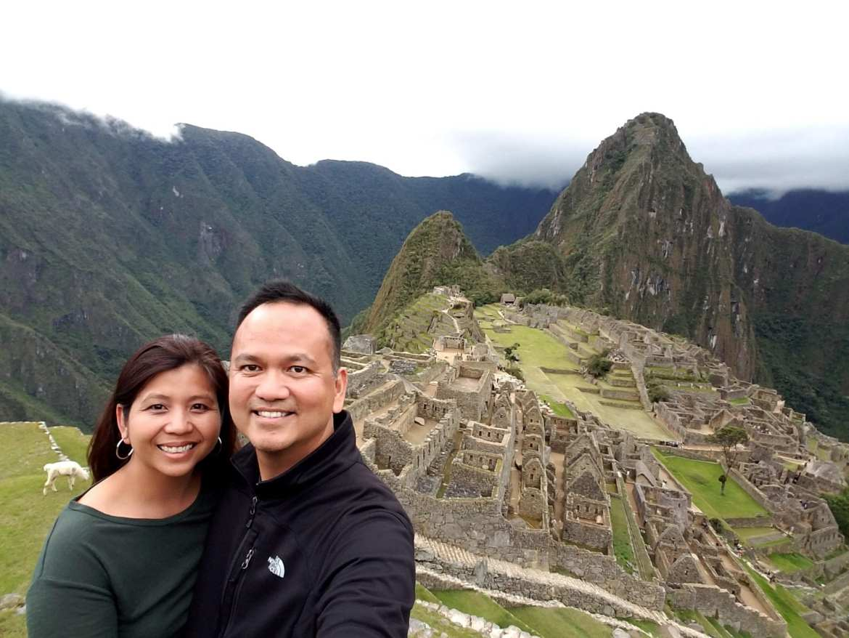How we experienced Machu Picchu