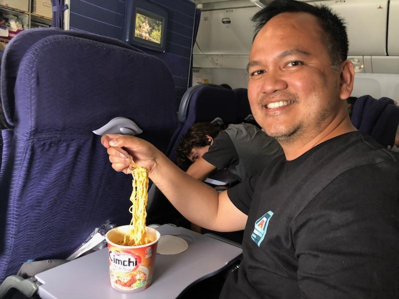 How a bowl of ramen got me on The Wall Street Journal