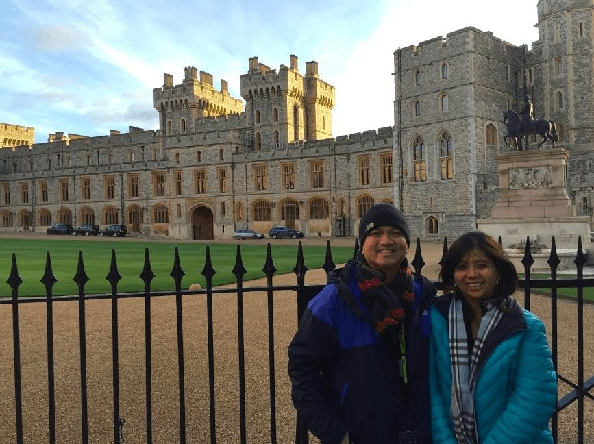 Day Two: Our day at Windsor Castle