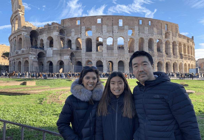 The Yamaguchi's European Christmas Holiday – Reader Success Tales