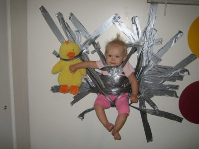 Creative Duct Tape Uses