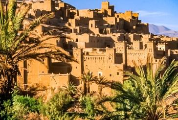 وفد صحفي إسباني يطلع على المؤهلات السياحية بورزازات