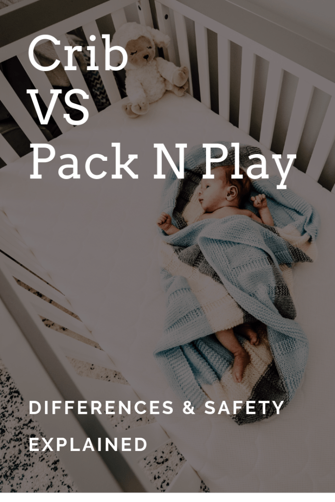 Crib vs Pack 'n Play (Differences & safety explained)