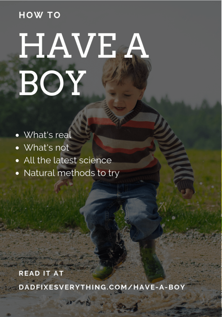How to Have a Baby Boy (What's real & what's not)