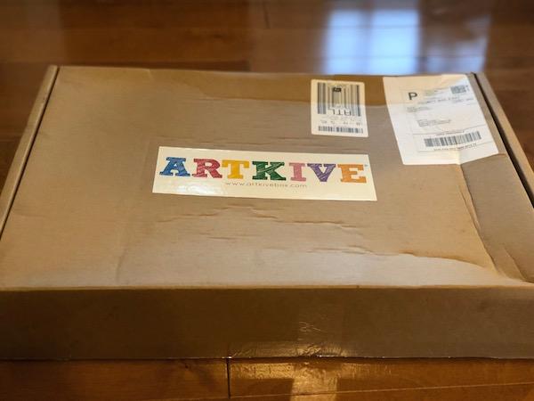 Artkive shipping