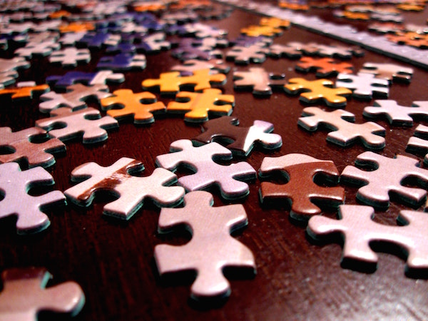 Puzzling for parents