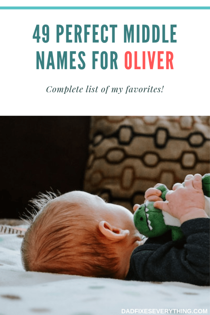 39+ Baby names that go with oliver info