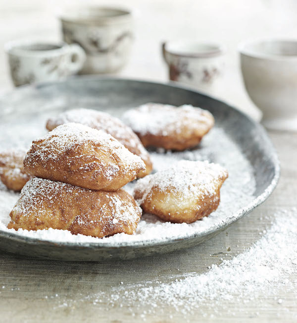 Beignets from Bayou Bakery