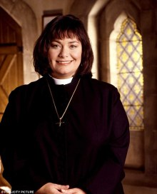 """""""The Vicar Of Dibley"""" - not a book"""