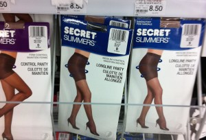 Slimming stockings
