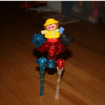 Robots Only – No Girls Allowed!