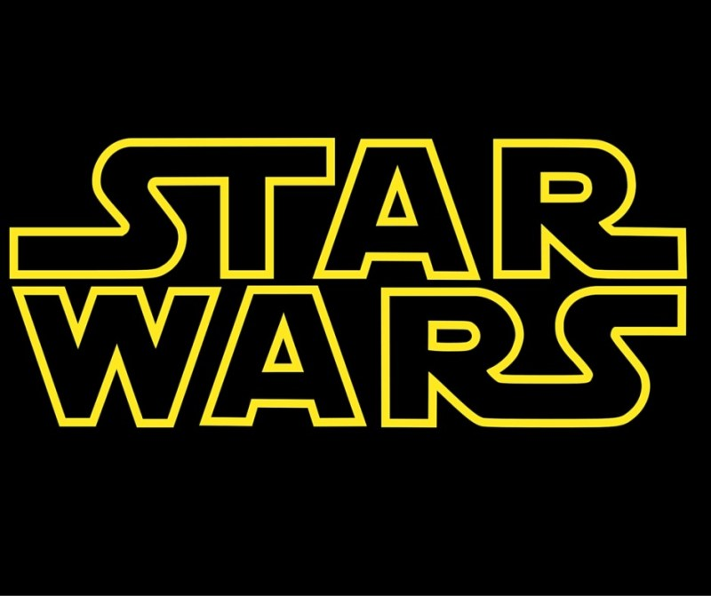 Image of Star Wars logo