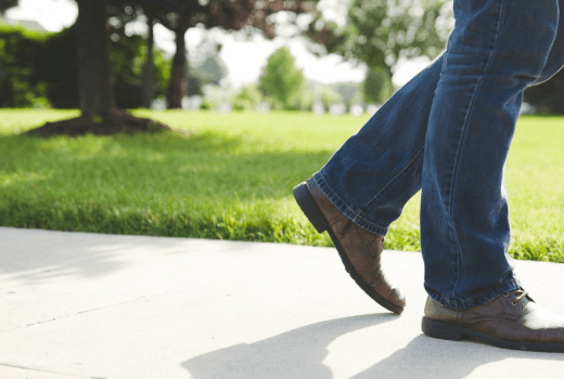 Don't Change Much – Go For A Walk
