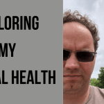 "Image with text ""exploring my mental health"""