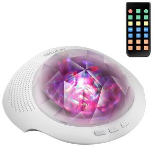 SOAIY Remote Bluetooth projector, with controller
