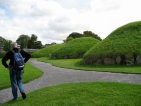Knowth tombs, Boyne Valley, Ireland