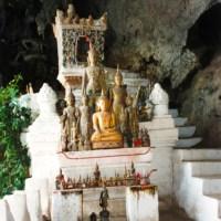 Bangkok to Hanoi: Pak Ou Caves