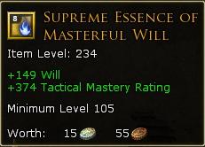 SupremeMasterfulWill