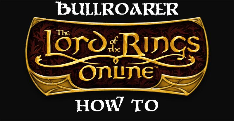 Bullroarer – How To