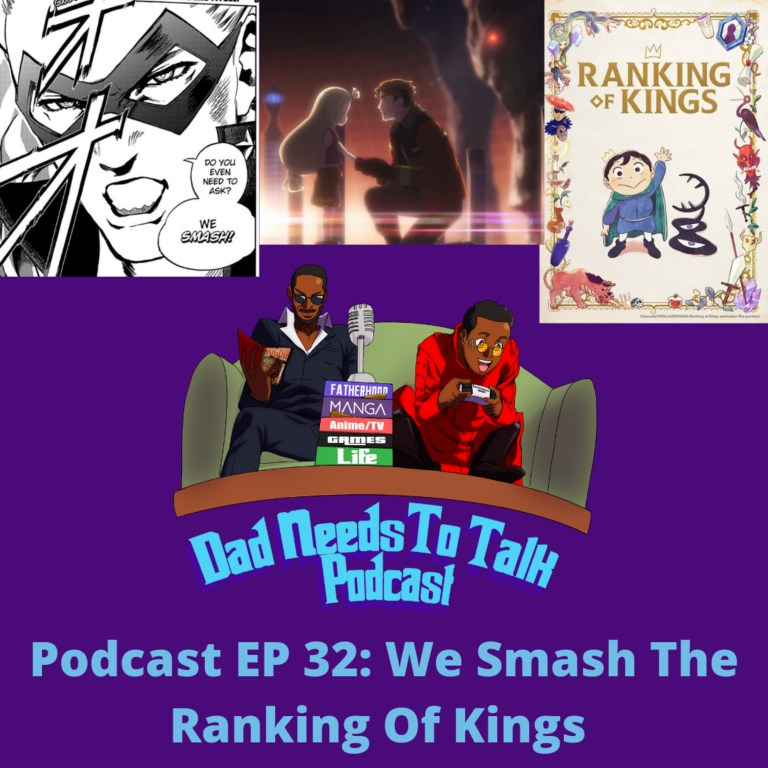 Podcast EP 32 : We Smash The Ranking of Kings